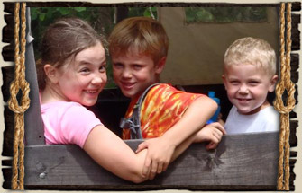 Birthday Parties - Private Hayrides - Kent City, MI