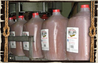 Fresh Apple Cider Mill