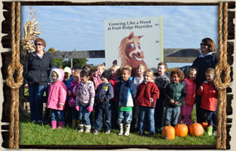 School Field Trips on the Farm - Kent County, MI