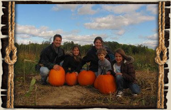 U-Pick Pumpkins - West Michigan